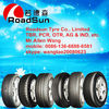 Roadsun brand 155/80r12 car tires