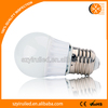 2014 new style led light bulb, 3w e27 SMD5730 led bulb light 70lm/w 210lm 90Ra 6leds China manufacturer