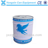 5 Gallon oil tin can packing machine