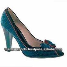 GOOD QUALITY 2014 Latest New Custom Designed Shoes Wholesale Platform Thin Heel Peep Toe Ladies Shoes Women Party Wear Shoes