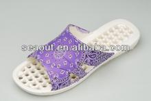 new design women anti-slilp slipper bathroom