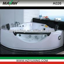 corner hydro massage bath hot tubs A026