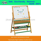 kids blackboard easel drawing board with stand for kids