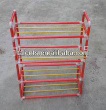 fiberglass tubesshoe store display rack