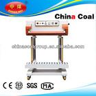 QLF700A vertical pneumatic continuous sealing machine/band sealer