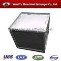 De aire a aire de recuperación de calor intercambiador de/de recuperación de calor de diseño de condensador