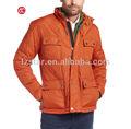 Hombre de moda de ropa, Diamante de la chaqueta acolchada AB2807