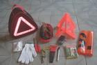 car accident kit,Road emergency car kit