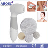 Electric facial & body brush spa cleaning system