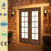 Zhejiang AFOL solid doors house double doors design