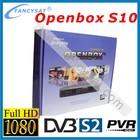 New model openbox s10 hd satellite receiver pvr openbox s10 hd pvr receiver satellite software