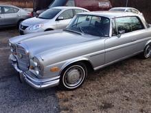 1969 Mercedes-Benz 280 SE 2Door Hardtop Coupe