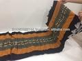 Tradicional tailandesa de triângulo travesseiro / tailandês dia cama com colchão caso