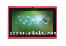 """hot sale Android 4.2 Tablet,7"""" capacitive, 512MB DDR3,4GB flash,dual camera"""