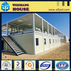 Double Story and Fashion Design Prefab Shipping Container Homes for Sale