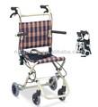 Alumínio cadeira de rodas/portáteis cadeira de rodas