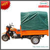 cheap cargo 3 wheel motorcycle with tent roof