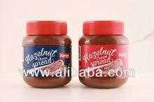 SORRISO Hazelnut spreads