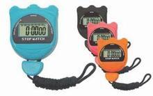 Résistance à l'eau numérique promotionnel chronographe minuterie cadeau chronomètre
