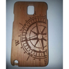 FL3398 Guangzhou high quality carved bamboo wood case for samsung galaxy note 3 n9000