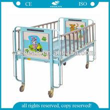 AG-CB003 CE approved back adjustable medical bed for children