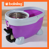 High quality mop with pedal gutter cleaning tool