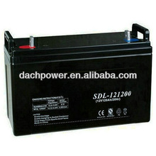 12v 120ah agm vrla ups battery