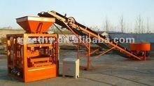 QTJ4-26C Brick making machine main technical parameters