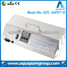 unique design portable water ozone sterilizer OZ0.6AP5T-H