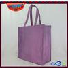 Strong non woven packing bag Matt metallic nonwoven bag Special laminated non woven shopping bag