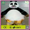 HI top selling costume panda adulte ,kungfu panda costume