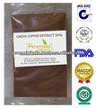 Caffè arabica/verde estratto di caffè 50% acido clorogenico HPLC/puro caffè verde estratto di fagiolo 50% acido clorogenico