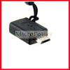 mini Micro USB Adapter (Black)-easy to carry