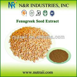 fenugreek extract 50% furostanol saponins