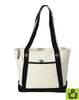 the promotional classic reusable canvas tote bag