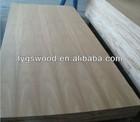 bruma teak plywood /for hotel decoration board /2.5mm plywood