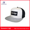 Custom Flat Bill Embroidery Applique 5 Panel Snapback Hats/Plain Snapback Has Wholesale Hot Sale