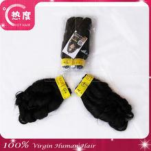 Double drawn aunty funmi hair virgin hair romance curl remy hair extension