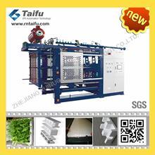 Plastic Vacuum Thermoforming Machine TFZ1400/EPS Shape Molding Machinery