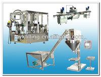 fruit milk processing plant/juice production line/juice bottling machine