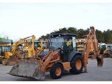 Case 580SR-4PT backhoe loader(97988)