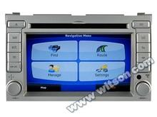 WITSON audio car system HYUNDAI I20 2012
