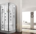 Infrarot-saunaofen teilen innen dampfsauna 6 personen sauna