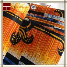 Super Wax Batik Printed 100% Cotton sw091586 for African Attire