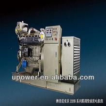 100kw weichai deutz marine diesel generator with ISO/CE /CCS certificates
