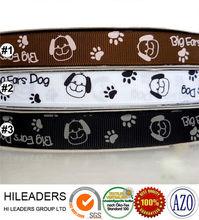 LO420 Printed Dog Grosgrain Ribbon Celebrate It Ribbon