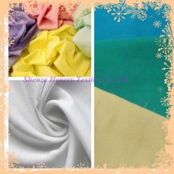 plain fabric 100% Polyester Fabric china wholesale