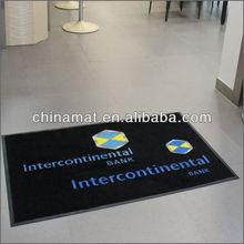Branded Printed Logo Entrance Door Carpet