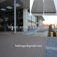 Composite wood Patio Floor Coverings