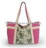 Contemporary classical seductive tweed women's handbag